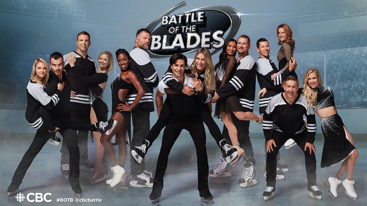 Battle of the blades_Les participants